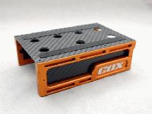 Chassis Set-up Carbon Stage (Orange)