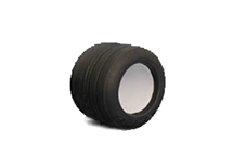 F103 Rear Grooved Tire (Type-B)