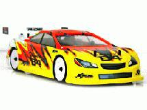 RIDE 1/10 Subaru Legacy B4 GT300 Body (Lightweight Version)