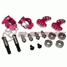 Tiny KPI Knuckle(Pink) for D4RWD only