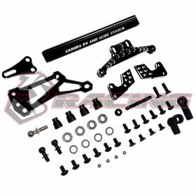 Slide Steering System for D4AWD only - Black
