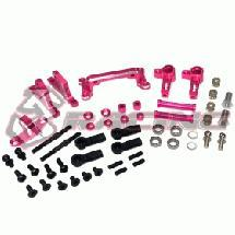 Front IFS Damper System(Pink) for D4RWD only