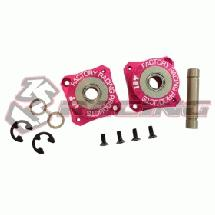 7075 Aluminum Gear Adaptor With 19T Aluminum Pully For Sakura XI Sport