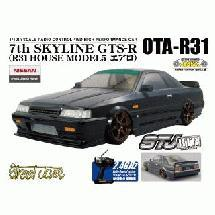 OTA-R31 RTR 7th Skyline GTS-R (R31 House Model 5 Aero)