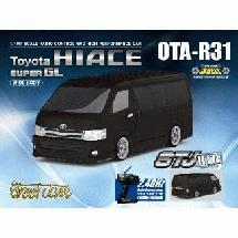 OTA-R31 RTR Hiace Super GL (TRH214W) Wide Body