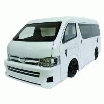 Hiace Super GL (TRH214W) Body Set
