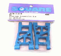 Square R/C Aluminum Suspension Arm (for Tamiya TB-03) Rear