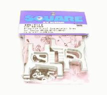 Square R/C Aluminum Front Suspension Arms - Wide Version for Tamiya Wild Willy 2