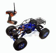 V3 Edition Integy iROCK-10 4WD RTR Rock Crawler w/ Steel Roll Cage