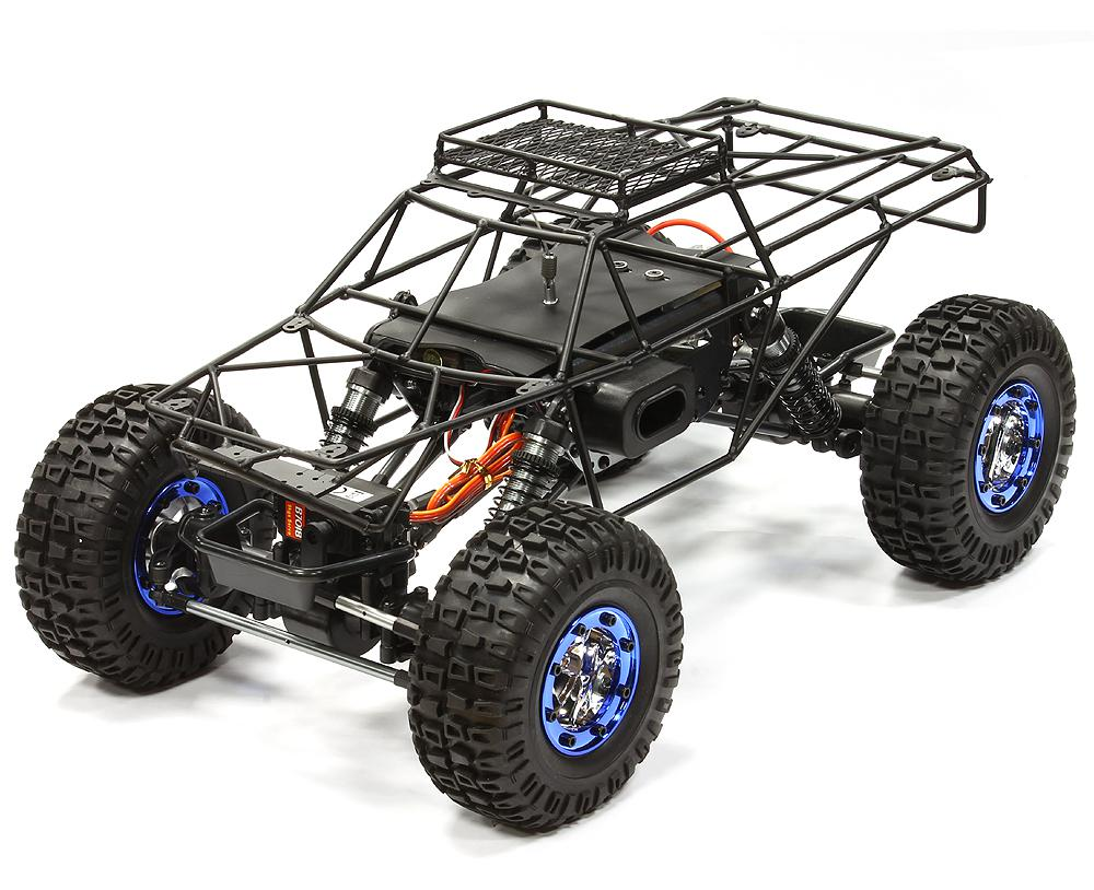 integy irock 10 4wd rtr rock crawler w t2 steel roll cage for r c or rc team integy. Black Bedroom Furniture Sets. Home Design Ideas