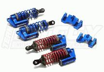 MSR6 Piggyback Shock(4) for Traxxas Revo, E-Revo  Slayer(both) (L=89mm)