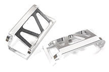 Alloy Left & Right Servo Guard for 1/10 Revo, E-Revo, Summit & Slayer(both)