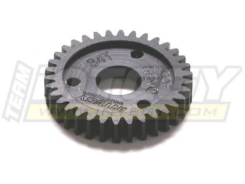 Delrin Spur Gear 34T for 1/10 Revo & Slayer(both)