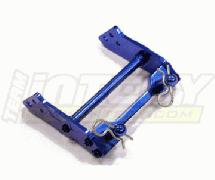 Heavy-Duty Roll Cage Wing Mount for Traxxas 1/10 Revo