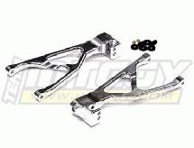 Alloy Rear Lower Arms for Traxxas 1/16 E-Revo VXL & Summit VXL