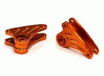 Billet Machined Front Rocker Arms for 1/16 Traxxas E-Revo, Slash, Rally