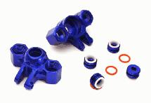 Billet Machined Steering Block (2) for 1/16 Traxxas E-Revo, Slash, Summit, Rally
