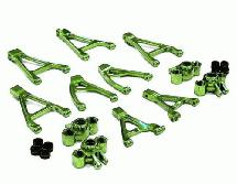 Billet Machined Stage 1 Conversion Set for 1/16 Traxxas Slash VXL & Rally