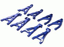 Billet Machined Type III Suspension Conversion Kit for 1/16 Traxxas E-Revo