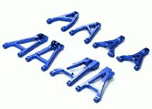Billet Machined Type III Suspension Conversion Kit for 1/16 Traxxas Slash