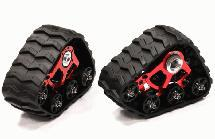 Snowmobile & Sandmobile Conversion for 1/16 Traxxas E-Revo, Slash, Summit, Rally