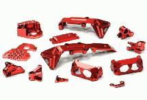 Billet Machined Stage 3 Conversion Set for 1/16 Traxxas E-Revo & Slash