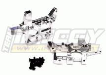 Alloy Front Bulkhead for E/T-Maxx (3906, 4909, 4910)