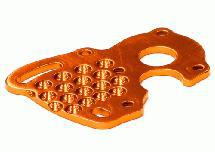 Billet T2 Motor Plate for Traxxas 1/16 VXL Only (E-Revo, Slash, Summit, Rally)