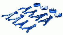 Billet Machined Type IV Suspension Conversion Kit for 1/16 Traxxas E-Revo