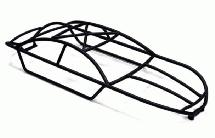 Type III Steel Roll Cage Body for Traxxas 1/ 10 Summit
