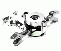 Billet Machined Alloy Steering Bellcrank for Traxxas 1/10 E-Revo