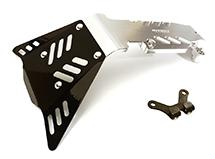 Billet Machined Rear Skid Plate for Traxxas 1/10 E-Revo, Revo 3.3, Summit
