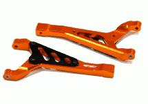 Machined Type II Front Upper Suspension Arm for Traxxas 1/10 Revo, E-Revo(-2017)