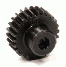 Billet Machined 26T Steel Pinion Gear for HPI Savage XS Flux