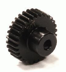 Billet Machined 30T Steel Pinion Gear for HPI Savage XS Flux