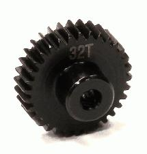 Billet Machined 32T Steel Pinion Gear for HPI Savage XS Flux