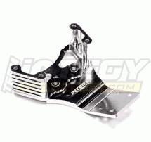 Alloy Lower Bulkhead for HPI E-Firestorm & Nitro Firestorm
