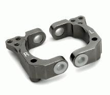 Billet Machined Caster Blocks for HPI 1/10 Blitz Short Course Truck
