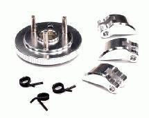 Billet Machined 3pcs Clutch Conversion for HPI Savage XL