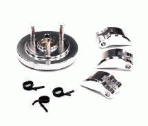 Billet Machined 7075 3pcs Clutch Conversion for HPI Savage XL