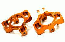 Billet Machined Caster Blocks for HPI Savage X 4.6 2011, Flux & Savage XL