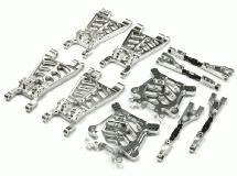 Billet Machined T3 Suspension Set for HPI Savage Flux, X 4.6 2011 & Savage XL