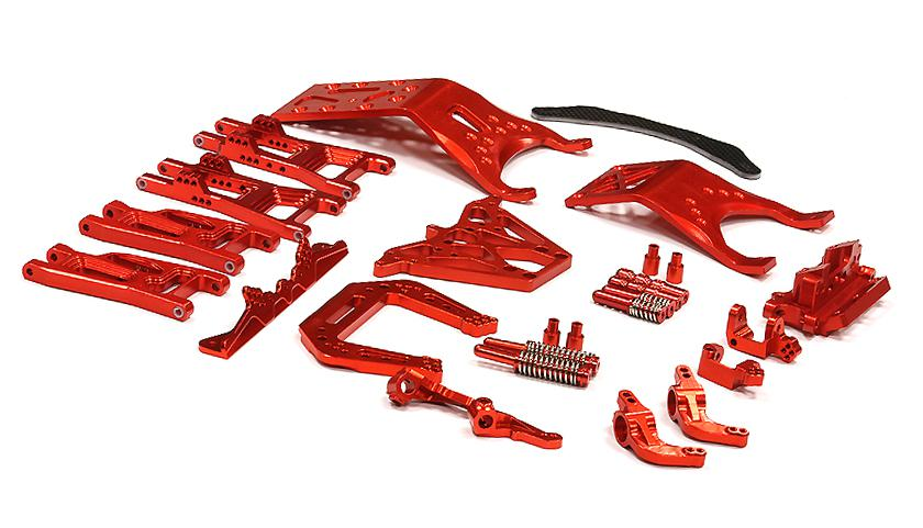 Alloy Conversion Kit for Traxxas Nitro Stampede 2WD for R/C or RC