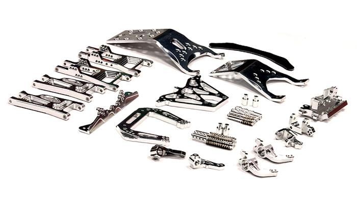 Alloy Conversion Kit For Traxxas Nitro Stampede 2wd For R