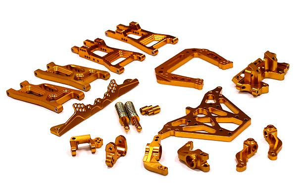 Alloy Conversion Kit for Traxxas Nitro Rustler