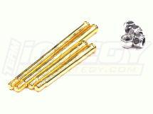 Rear Lower Suspension Pins for Traxxas Nitro Stampede 2WD & Nitro Rustler
