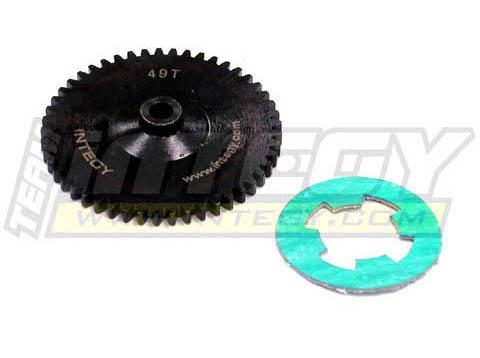 49T Steel Spur Gear for Savage XL