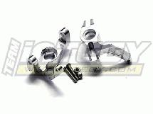 Alloy Steering Blocks for HPI E-Savage