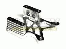 Type II Engine Mount for HPI Savage-X, 21 & 25 Monster Truck