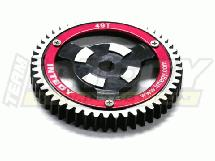 Steel Spur Gear for HPI Savage-X, 21 & 25 49T